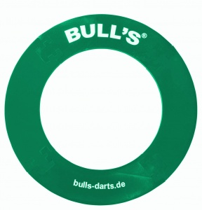 Bull´s dartbordring Quarterback Surround groen 18