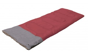 Camp Active schlafsack 190 x 75 cm rot