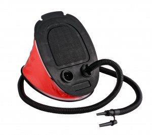 Camp Active voetpomp 3 liter rood