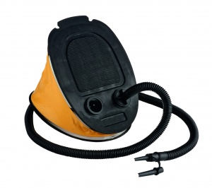 Camp Active foot pump 5 litres yellow