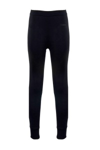 Campri Thermobroek Basic dames zwart