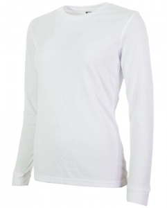 Campri Thermoshirt Thermal Top dames wit