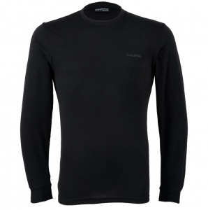 Campri Thermoshirt Thermal Top Herren schwarz