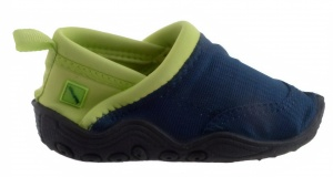 Campri water shoes junior blue/green
