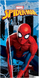 Carbotex beach towel Spider-Man 140 x 70 cm polyester