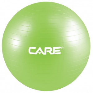 Care Fitness fitnessbal 75 cm groen