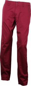 Carhartt broek Johnson Pant Cordova Rinsed rood heren