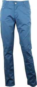 Carhartt broek Riot Pant Fjord Mill Washed blauw heren