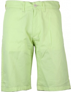 Carhartt korte broek Johnson Short Rigid heren fluorgeel