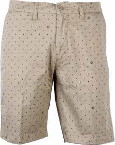 Carhartt korte broek Johnson Safari Rinsed heren beige