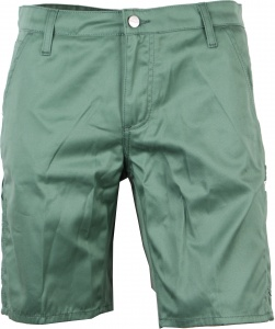 Carhartt korte broek Lincoln Single Knee Short groen heren