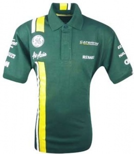 Caterham F1 Women's Race Replica Hemd