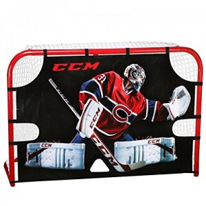 CCM trainingswand Ice Shooter Tutor zwart 137 cm