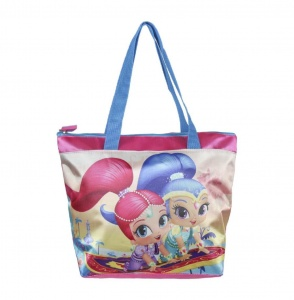 Cerda shopper Shimmer & Shine 5 liters multicolor