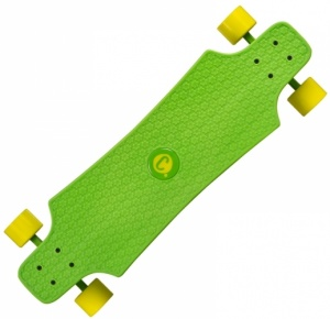 Choke Longboard Lars Juicy Susi junior 76 x 22 cm groen