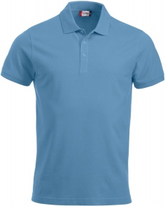 Clique poloshirt New Classic Lincoln heren blauw
