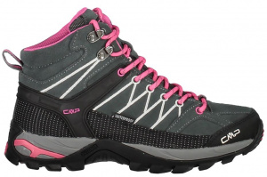 CMP hiking boots Rigel Mid ladies grey/pink