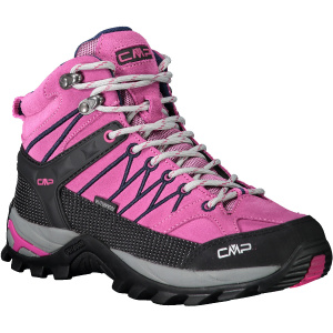 CMP hiking boots Rigel Mid ladies pink/black
