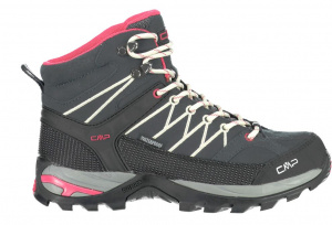 CMP hiking boots Rigel Mid ladies anthracite/pink