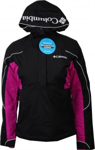 Columbia coat Antler Falls II ladies black / purple / white