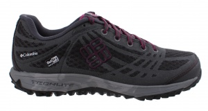 Columbia walking shoes Conspiracy II Outdry ladies gray