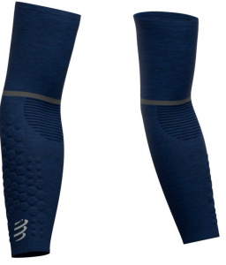 Compressport armpieces Armforce Ultra-Light ladies polymide blue T1