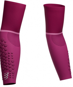 Compressport armpieces Armforce Ultra-Light ladies polymide pink T2