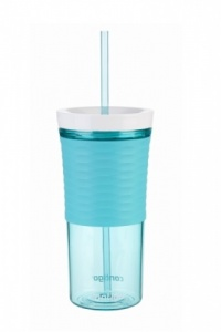 Contigo Shake And Go 530ml Drinkbeker Blauw