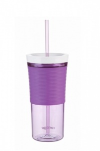 Contigo Shake And Go 540ml Drinkbeker Paars