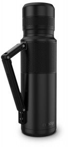 Contigo Thermobeker 1200 ml zwart
