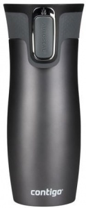 Contigo Thermobeker West Loop 470 ml zwart