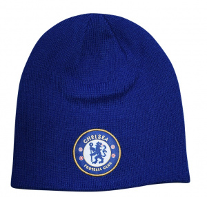 Converse muts Chelsea FC Rolldown Beanie acryl blauw one-size