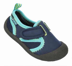 Cool Shoe water shoes Submarine boys neoprene blue