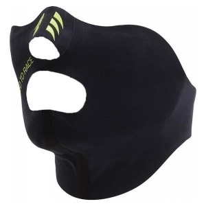 Craft face protector unisex black