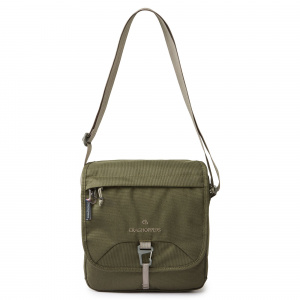 Craghoppers shoulder bag Cross Body5 litres polyester green
