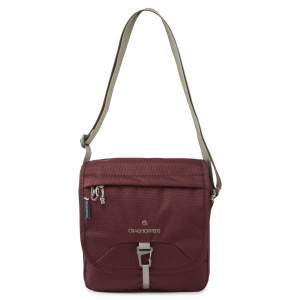 Craghoppers shoulder bag Cross Body5 litres polyester red