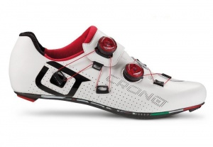 Crono CR1 cycling shoes white men