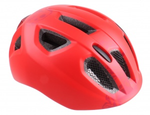Cycle Tech kinderhelm Inmold Nova junior 54-58 cm rood