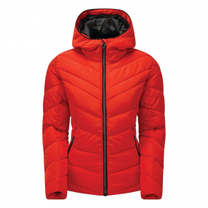 Dare 2B outdoor jacket Reputable ladies polyester/wool red