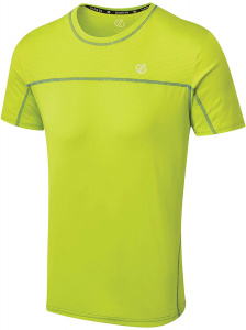 Dare 2B sportshirt Notable heren polyester lime