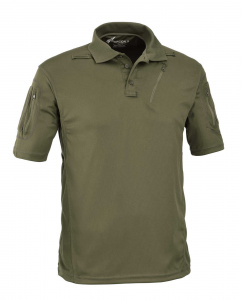Defcon 5 poloshirt Tactical mens polyester army green