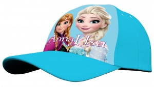 Disney Frozen cap Gorra girls light blue size 52 cm