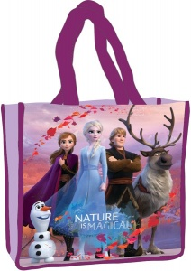 Disney Frozen Shopper 17 liter roze