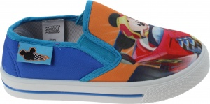 Disney instappers Mickey Mouse junior blauw