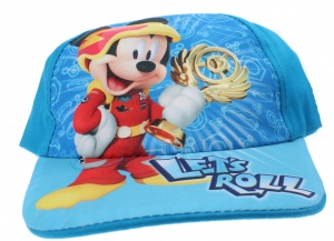 Disney cap Mickey Mouse boys blue size 44-46