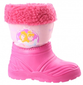 Disney Princess snowboots roze