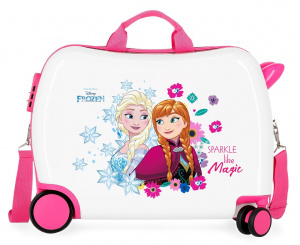 Disney ride-on case Frozen 34 litres ABS 38 x 50 cm pink/white