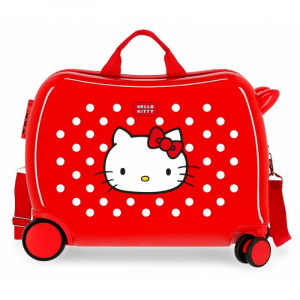 Disney ride-on case Hello Kitty 34 litres ABS 50 cm red