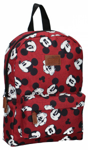 Disney rucksack Mickey Mouse My Own Way23 x 33 cm Polyester rot