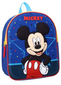 Disney rucksack Mickey Mouse Strong Together 9 L Polyester blau